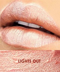 Color Lights Out FOCALLURE Matte Lipgloss Sexy Liquid Lipstick Matte Long Lasting Waterproof Cosmetic Beauty