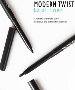 Menow Brand Makeup Eyeliner Fast/Quick Dry Twisted Natural Kajal Pencil Long-lasting Easy to Wear Eyeliner Cosmetic P201