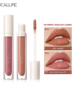 Focallure Lipgloss Base Plumpmax Nourise Lip Glow Hoge Glans Shimmer Glossy Non Sticky Make-Up Lippen