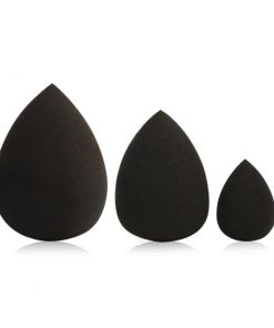 Cosmetic Puff UK Beauty Smooth Makeup Sponge Teardrop Foundation Wedge Puff Holder Gift HOT!!! Makeup Tools Accessories